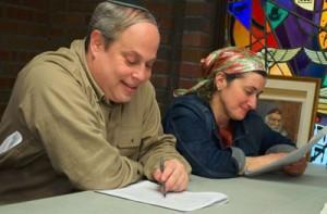multi-generational Torah study